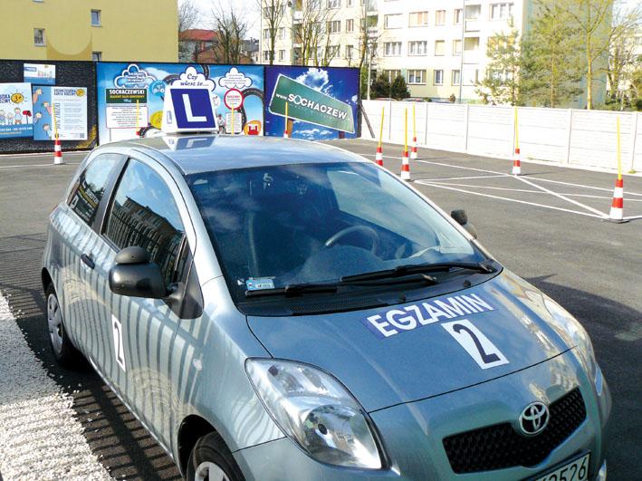 egzamin na prawo jazdy cena